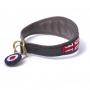 Union Jack Lurcher Loop Collars (Small/Medium) - www.malulu.co.uk