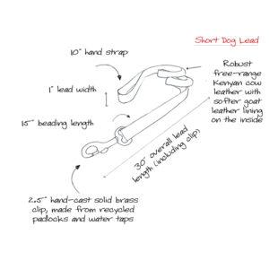 Short Lead Dimensions - www.malulu.co.uk
