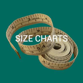 Malulu - Size Charts