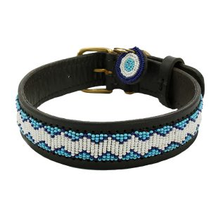 Kilifi Blue Dog Collars