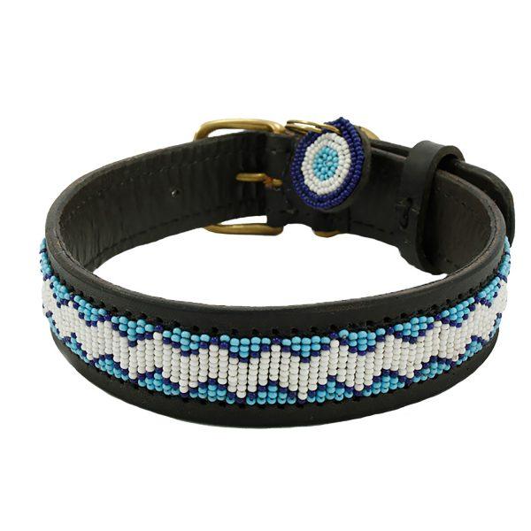 Kilifi Blue Dog Collars