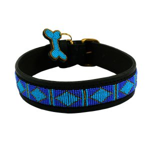 Rafiki Blue Dog Collars
