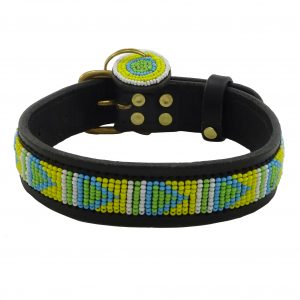 Malindi Yellow Dog Collars