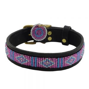 Mombasa Pink Dog Collars